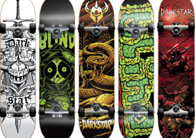 Shop Boards by Zig-Zag, Sector 9 & More