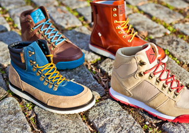 Shop New Rugged & Structured Radii Boots