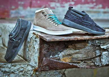 Shop Hey Dude New Suede Shoes & More