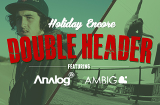 Encore Double Header: Analog and Ambig