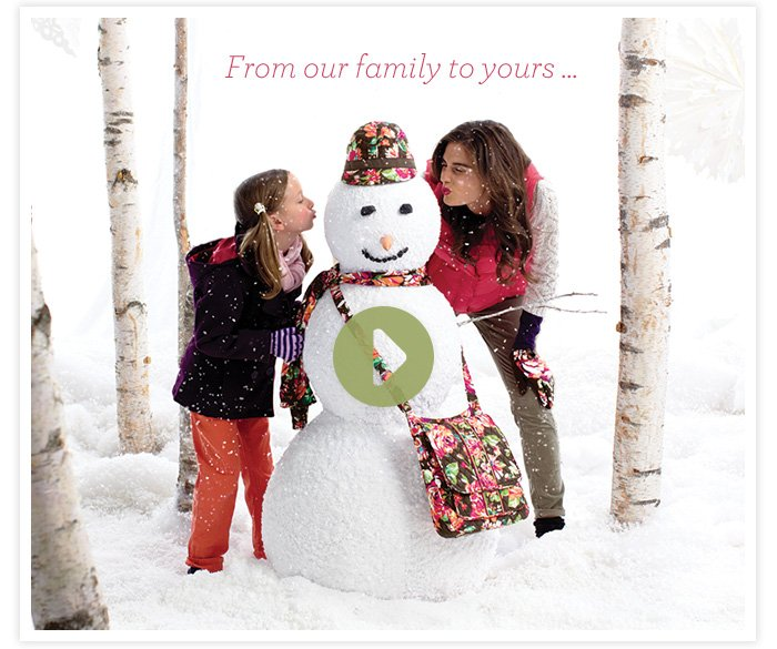 From our family to yours...