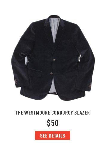The Westmoore Corduroy Blazer