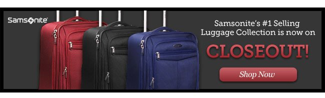 Samsonite Sale