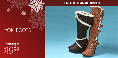 Yoki Boots
