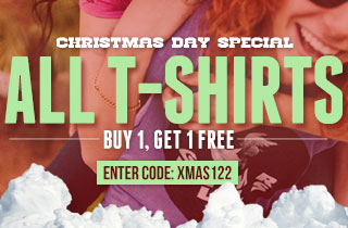 All Tees (Buy 1, Get 1 Free)