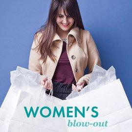 Women's Blow-Out Sale