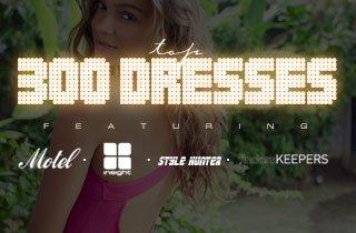 Top 300 Dresses