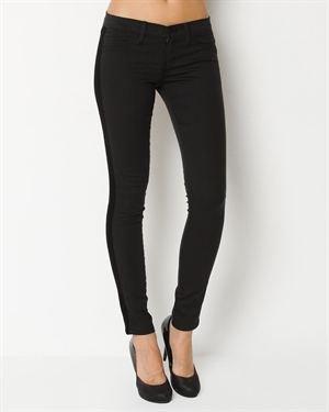 Flying Monkey Side Stripe Stretch Skinny Jeans