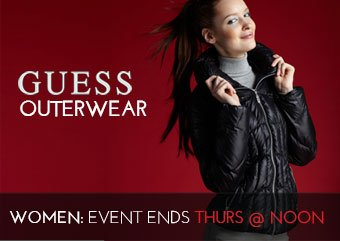 GUESS OUTERWEAR