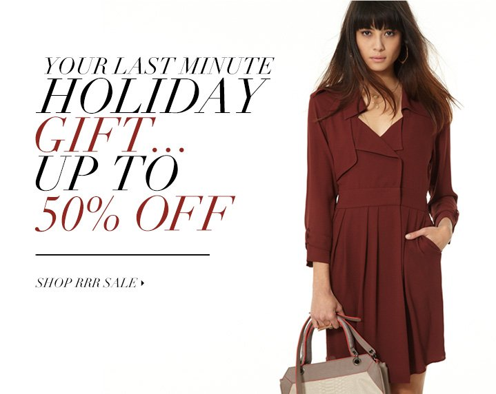 Click here to shop RRR Sale