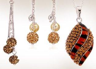 Crystal Jewelry Sale