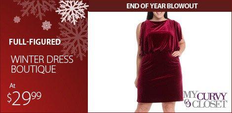 Winter Dress Boutique