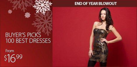 Buyer's PIck Dresses