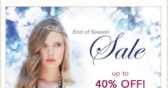 Now up to 40% off select styles!