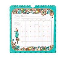 2013 Hanging Calendar