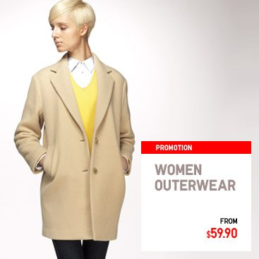 WOMEN OUTERWEAR