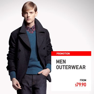 MEN OUTERWEAR