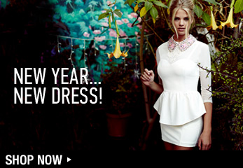 New Year... New Dress! - Shop Now