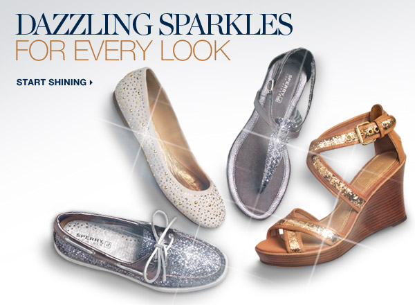 DAZZLING SPARKLES FOR EVERY LOOK | START SHINING >