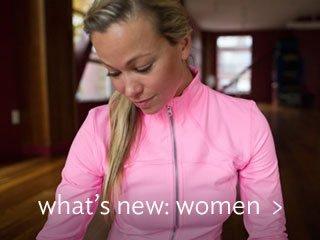 what's new: women