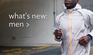 what's new: men