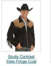 Scully Contrast Yoke