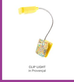 Clip Light in Provencal