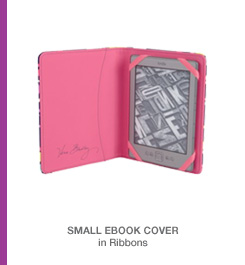 Small Ebook Cover in Ribbons