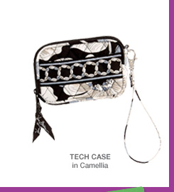 Tech Case in Camellia