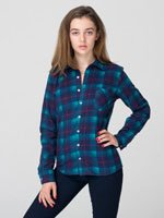 The Flannel Button-up