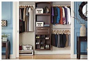 Shop Closet Kits »