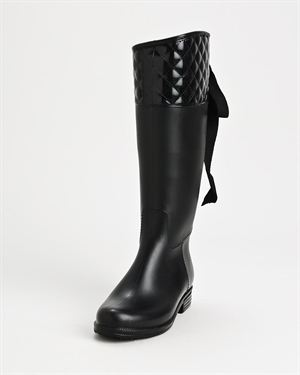 Dav Victoria Quilted Rain Boots
