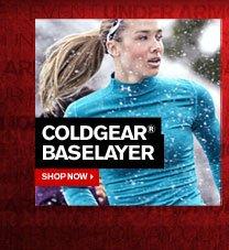 COLDGEAR BASELAYER. SHOP NOW.
