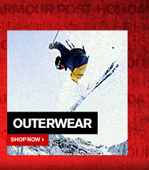 OUTERWEAR. SHOP NOW.