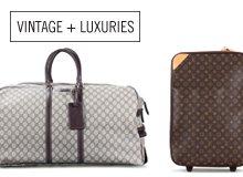 Time to Get Away Louis Vuitton, Hermès, & More