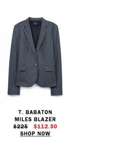 Miles Blazer