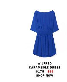Carambole Dress