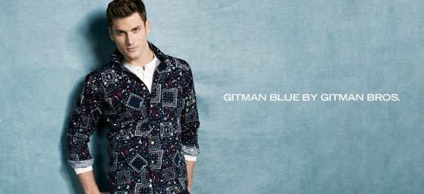 GITMAN BLUE BY GITMAN BROS., Event Ends January 1, 9:00 AM PT >