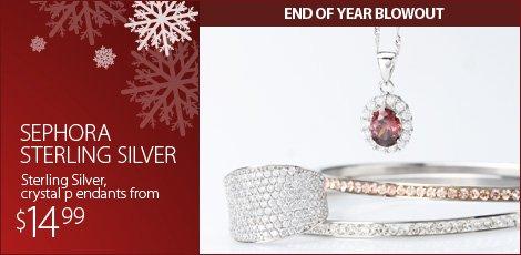 Sephora Sterling Silver