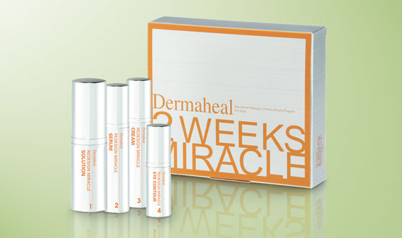 DermaHeal 2 Weeks Miracle Anti-Aging Program    - Visit Event