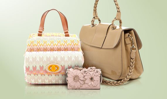 Designer Handbags: Missoni & More- Visit Event