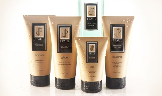 J. Paul Skincare for Men  - Visit Event