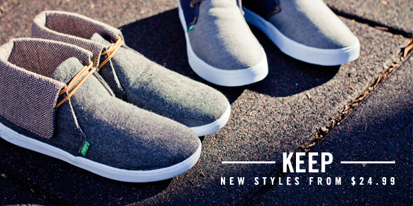 Shop Keep Footwear