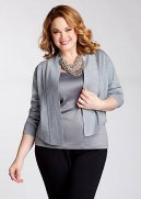 Lurex Shrug