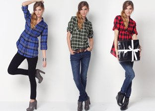 Trend Shop: Plaid