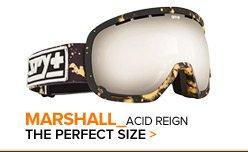 Marshall Snow Goggles