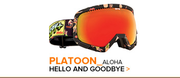 Platoon Snow Goggles