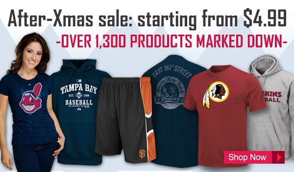 After X-mas sale: Starting from $4.99