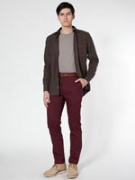 Relaxed Chino Pant