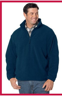 Canyon Ridge® 1/4-Zip Fleece Jacket